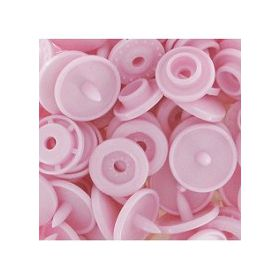 Boutons KAM RONDS ROSE