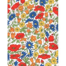 Biais liberty poppy and daisy m
