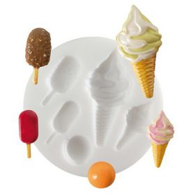 MOULE SILICONE GLACES