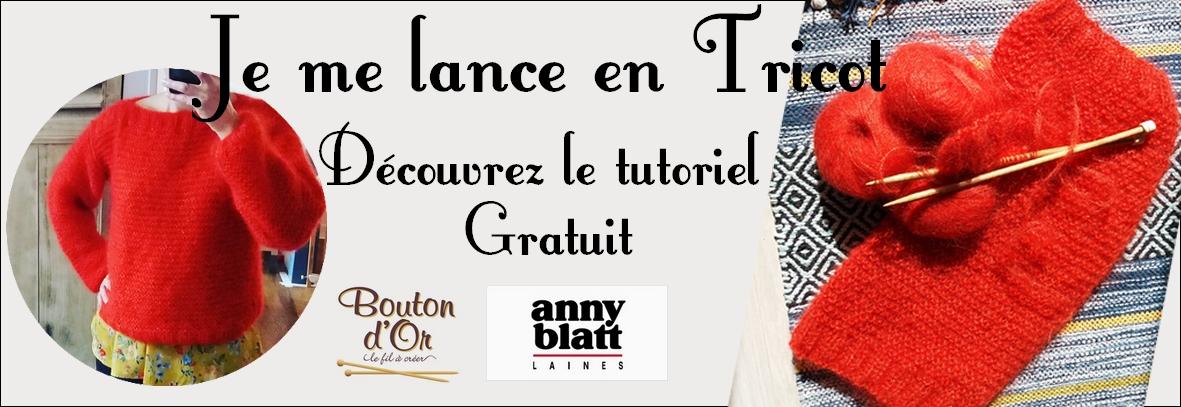 tutoriel tricot pull