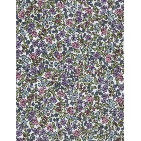 Biais liberty Emilia's Flowers D
