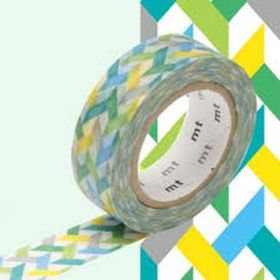 MASKING TAPE SLASH GREEN