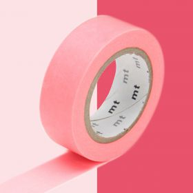 MASKING TAPE SHOCKING RED
