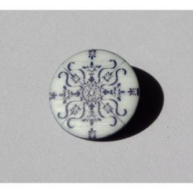 BOUTON  ARABESQUES ROND 15MM