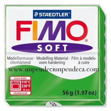 FIMO SOFT 53 VERT TROPICAL