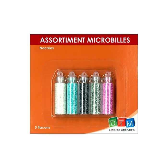 MICROBILLES NACREES