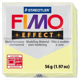 PATE FIMO EFFECT VANILLE 105