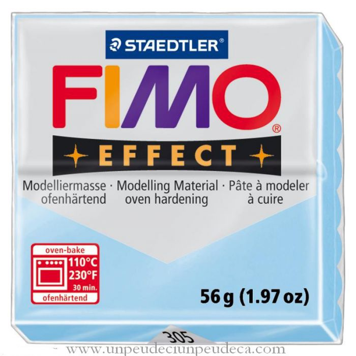 PATE FIMO  BLEU D'AGUA 305