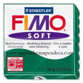 PATE FIMO 56 EMERAUDE