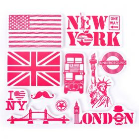 TAMPONS TEXTILES LONDON NEW YORK