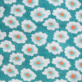 Coupon Petit Pan Osami Turquoise 50*75CM