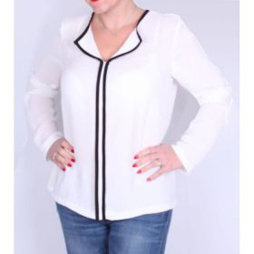 Patron Thermocollant Blouse Canon