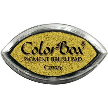 """Encreur color box oeil de chat """"canary"""""""