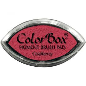 "Encreur color box oeil de chat ""cranberry"""