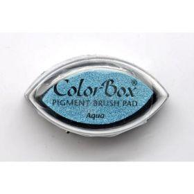 """Encreur color box oeil de chat """" aqua"""""""
