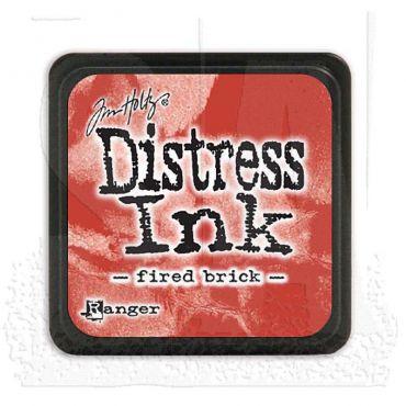 "Encreur Distress Ink  ""fired brick"""