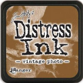 "Encreur Distress Ink ""vintage photo"""