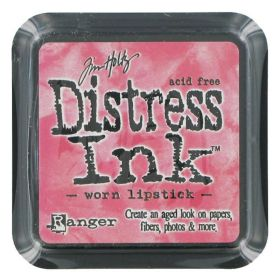 "Encreur Distress Ink ""worn lipstick"""