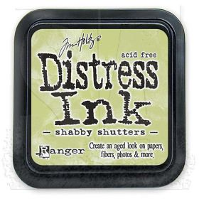 "Encreur Distress Ink ""shably shutters"""