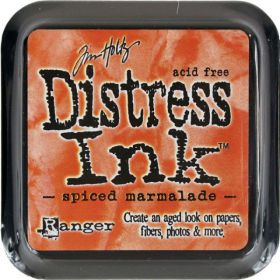 "Encreur Distress Ink ""spiced marmalade"""