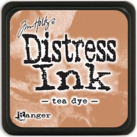 "Encreur Distress Ink ""tea dye"""
