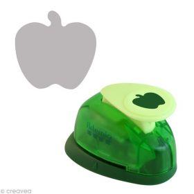 Perforatrice motif pomme