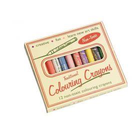 Set 12 pastels classiques