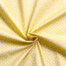 Tissu Yozid jaune