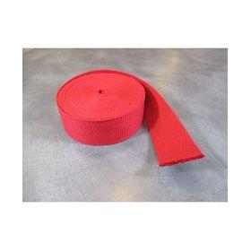 SANGLE rouge 4cm