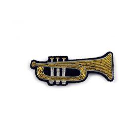 Broche trompette Macon Lesquoy