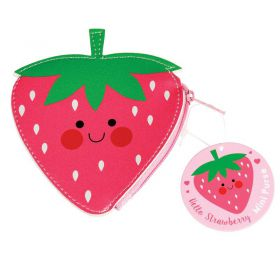 Porte monnaie Hello Strawberry