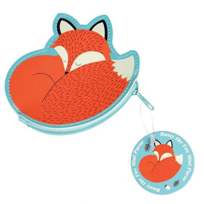 Porte monnaie Rusty the Fox