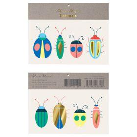 Tatouages scarabées