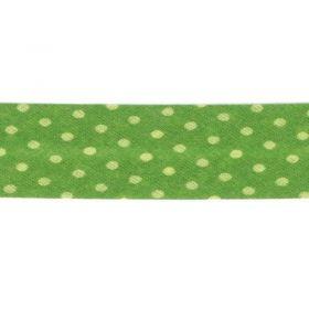 Biais Frou-frou pois vert