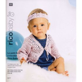 Livre tricot Rico baby 021