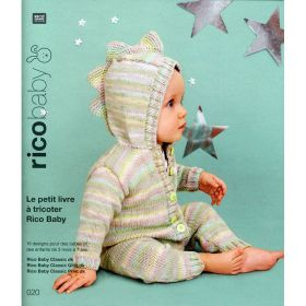 Livre tricot Rico baby 020