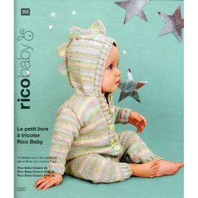 Livre tricot Rico baby 020