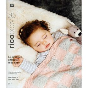 Livre tricot Rico baby 017
