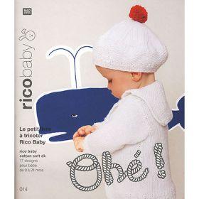 Livre tricot Rico baby 014