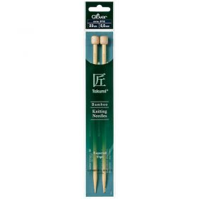 Aiguille bambou 23cm 5.5mm