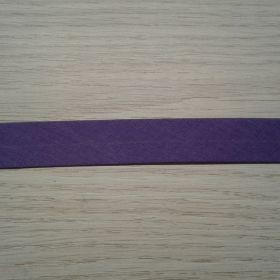 Biais uni violet 564