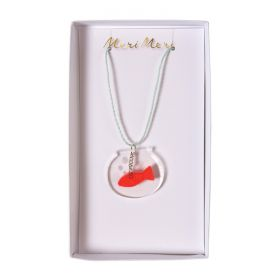 Collier bocal poisson