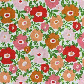 Tissu camille pomelos