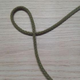 Cordon vert kaki