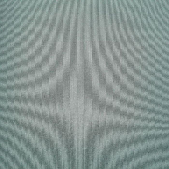 Tissu coton fines rayures gris