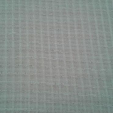 Tissu fluide blanc