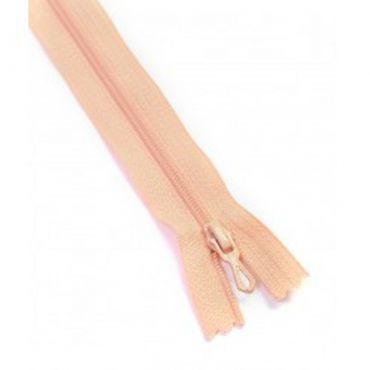 Fermeture 35cm rose clair col:626