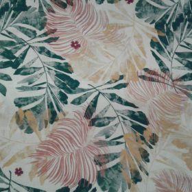 Tissu feuilles la maison victor