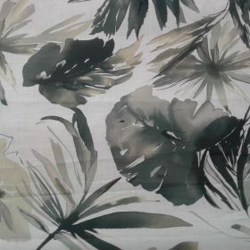 Voile de coton palmier