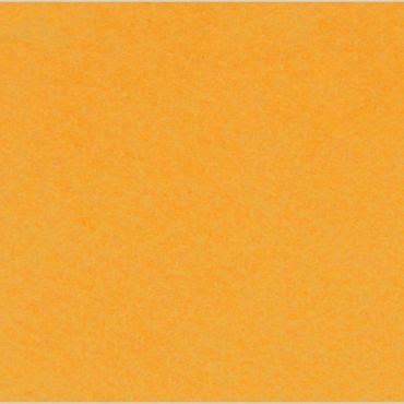 Feutrine orange pastel